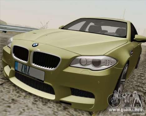 New Carcols para GTA San Andreas sexta pantalla