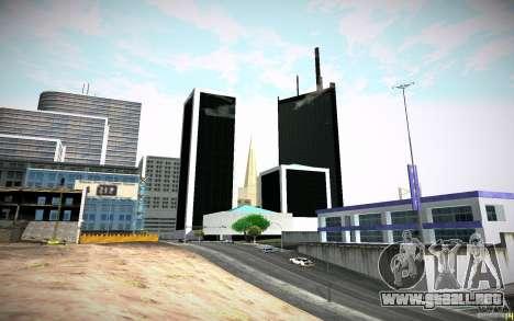 ENB Black Edition para GTA San Andreas segunda pantalla