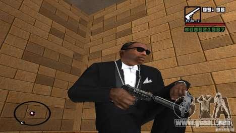 Asamblea de HD para GTA San Andreas tercera pantalla