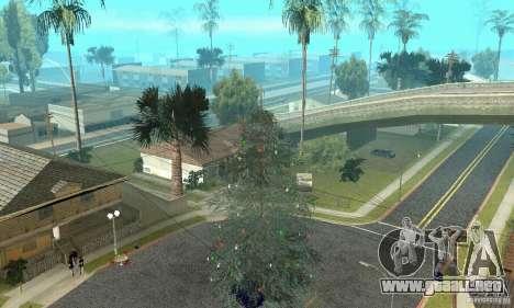 Árbol de Navidad para GTA San Andreas
