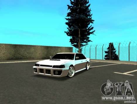 Azik Sultan para GTA San Andreas left