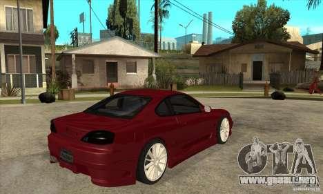 Nissan Silvia para la visión correcta GTA San Andreas