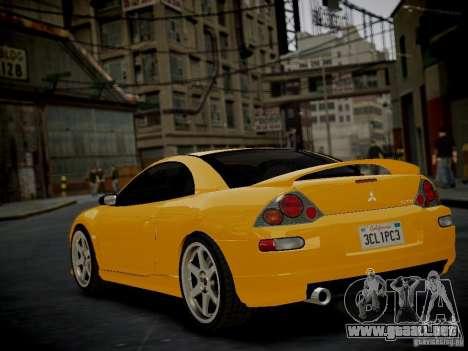 Mitsubishi Eclipse GT-S v1.0 para GTA 4 left