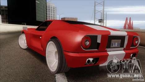 Bullet HD para GTA San Andreas left