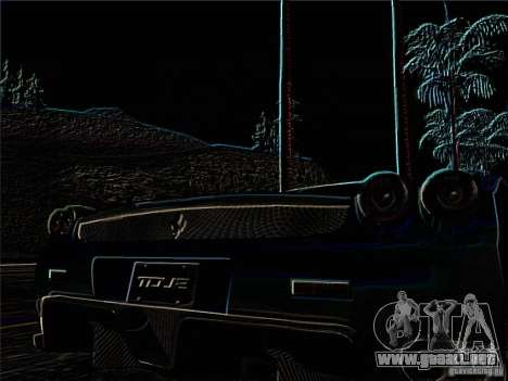 NegOffset Effect para GTA San Andreas tercera pantalla