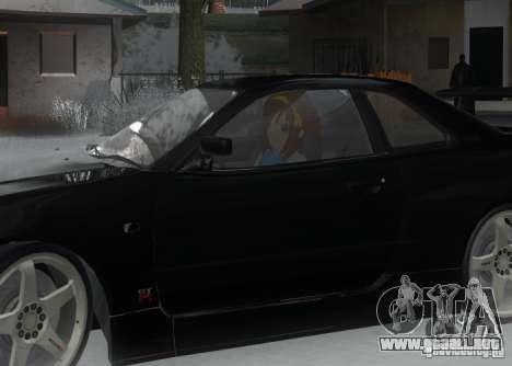Anime Characters para GTA San Andreas quinta pantalla