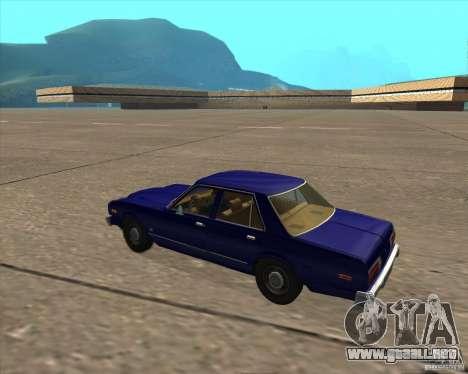 Dodge Aspen 1979 para la visión correcta GTA San Andreas