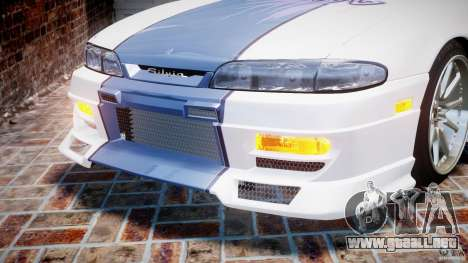Nissan Silvia S14 [EPM] para GTA motor 4