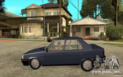 Renault 9 Mod 92 TXE para GTA San Andreas left