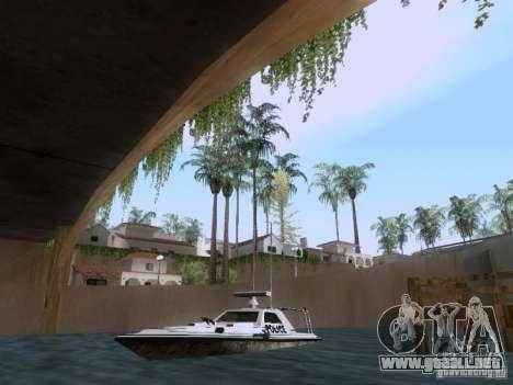 NEW Predator para GTA San Andreas left