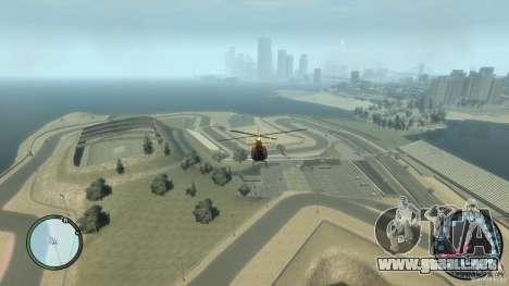 Laguna Seca v1.2 para GTA 4 sexto de pantalla