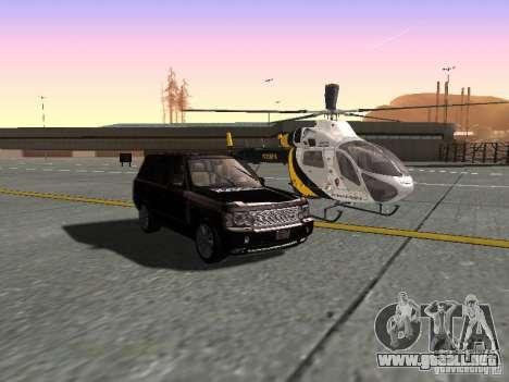 ENB Series by JudasVladislav v2.1 para GTA San Andreas sexta pantalla