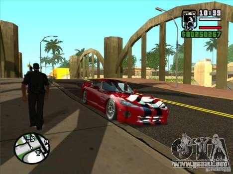 ENBSeries v1.6 para GTA San Andreas undécima de pantalla