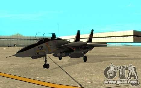 F-14A Screaming Eagles VF-51 para GTA San Andreas left