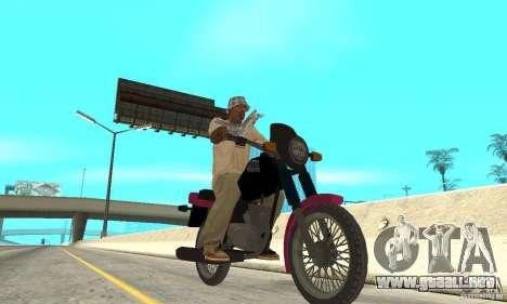 ZID buho 175 v 2.0 para GTA San Andreas left