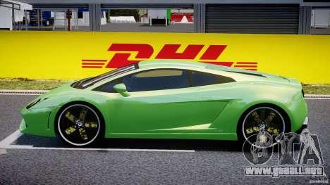 Lamborghini Gallardo LP560-4 DUB STYLE para GTA 4 left