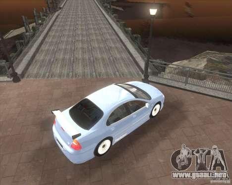 Chrysler 300M tuning para GTA San Andreas left