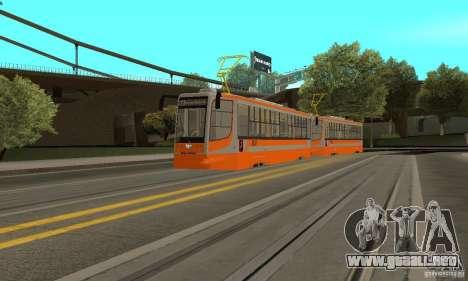 Tranvía 71-623 para GTA San Andreas