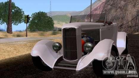Ford Roadster 1932 para GTA San Andreas