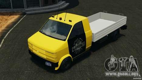 Chevrolet Yankee v1.0 [Beta] para GTA 4 interior