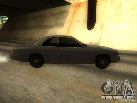 Merit Coupe para GTA San Andreas left