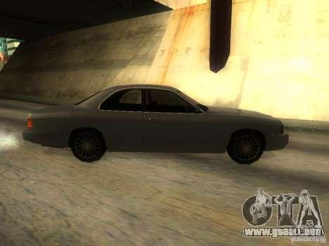 Merit Coupe para GTA San Andreas left