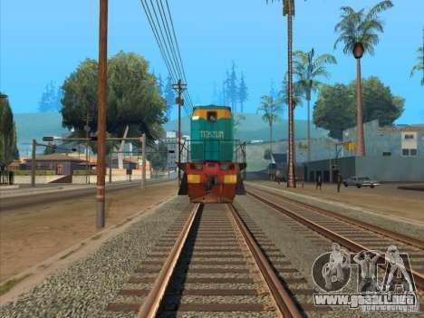 Tem2um-420 para GTA San Andreas left