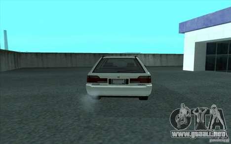 Lingote de GTA 4 para la visión correcta GTA San Andreas