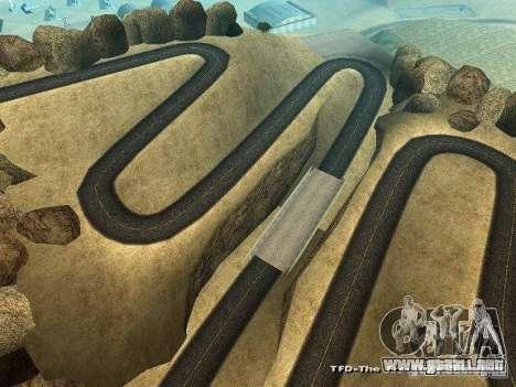 Downhill Drift para GTA San Andreas