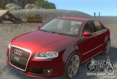 Audi RS4 Undercover v 2.0 para GTA 4