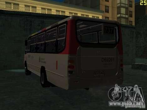 Marcopolo G6 para la visión correcta GTA San Andreas