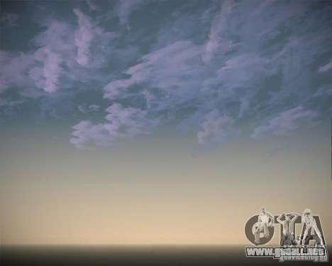 Real Clouds HD para GTA San Andreas séptima pantalla