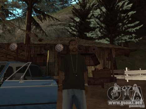 Xzibit para GTA San Andreas