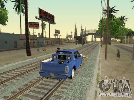 Ballas 4 Life para GTA San Andreas quinta pantalla