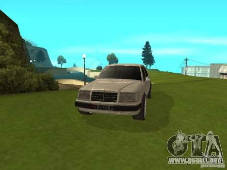 Mercedes-Benz 300 E para GTA San Andreas