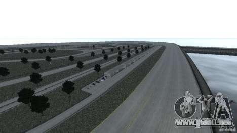 Dakota Track para GTA 4 quinta pantalla