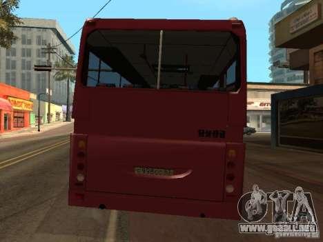 Golaz-Liaz 5256R para visión interna GTA San Andreas