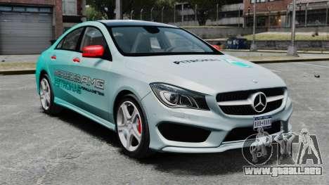 Mercedes-Benz CLA 250 2014 para GTA 4