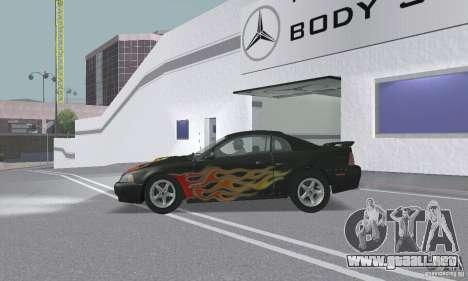 Ford Mustang GT 2003 para el motor de GTA San Andreas