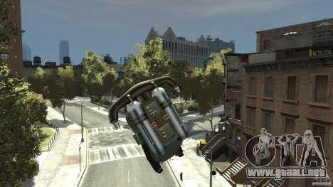 Jetpack para GTA 4 left