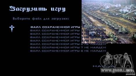 Pantallas de carga Chernobyl para GTA San Andreas novena de pantalla