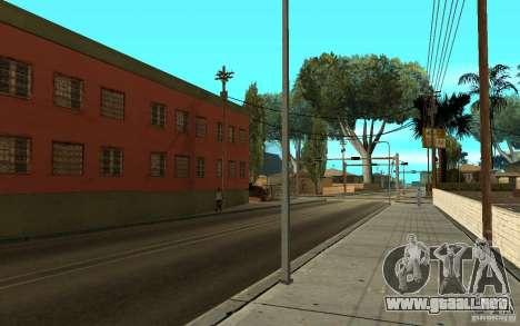 UGP Moscow New Jefferson Motel para GTA San Andreas sexta pantalla