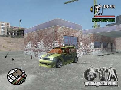 1111 OKA (tuning) para GTA San Andreas
