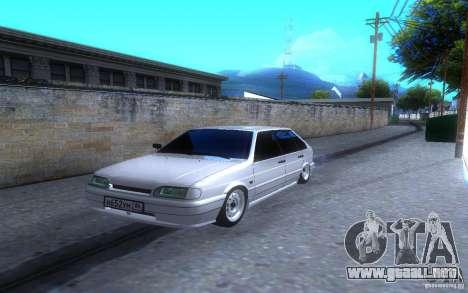 ВАЗ 2114 LT para GTA San Andreas