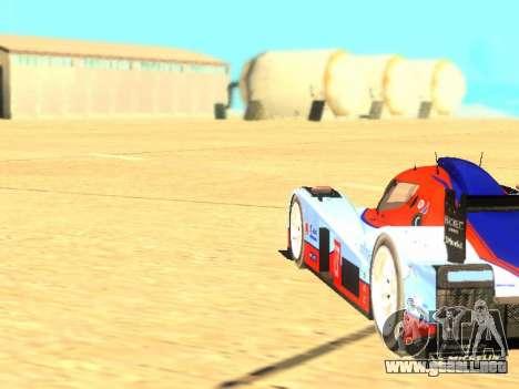 ENBSeries v3 para GTA San Andreas sexta pantalla