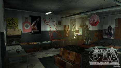 Retextured Broker Gunshop para GTA 4