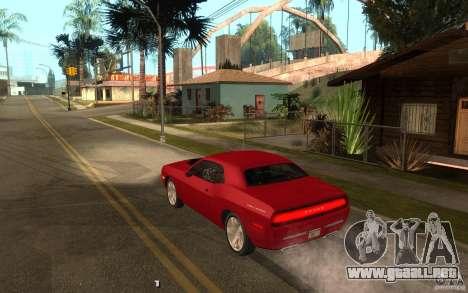 Life para GTA San Andreas octavo de pantalla