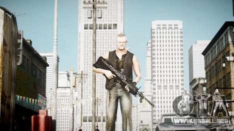 Merle Dixon para GTA 4 tercera pantalla