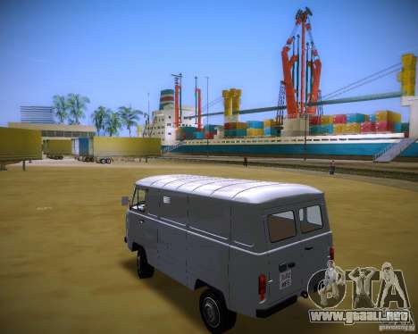UAZ-3741 para GTA Vice City left