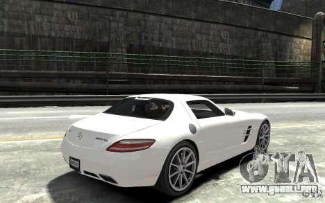 Mercedes-Benz SLS AMG 2011 v3.0 para GTA 4 visión correcta